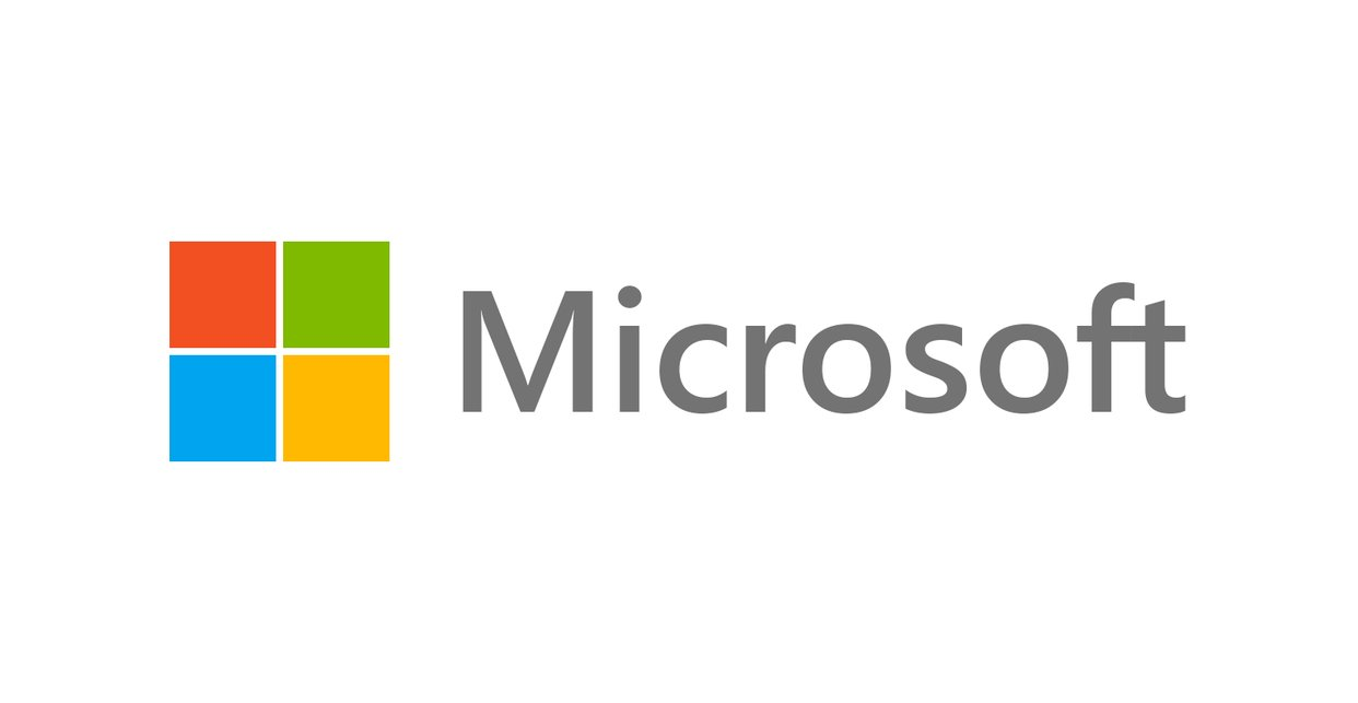 Microsoft logo linking to Microsoft